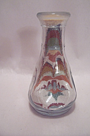 Southwest Sand Painting In A Bottle