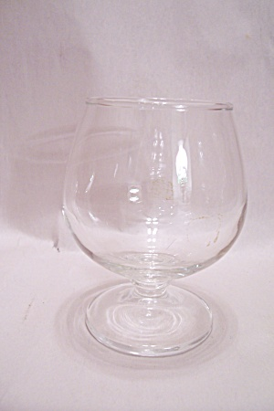 Crystal Brandy Glass/snifter