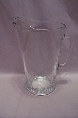 Crystal Glass Beer Pitcher
