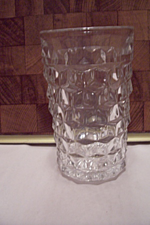 Fostoria American Pattern Crystal Glass Ice Tea Tumbler