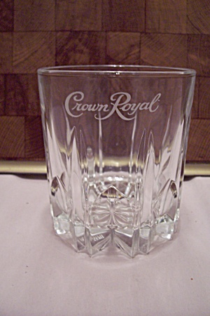 Royal Crown Fine Crystal High Ball Glass