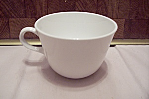 Corning Corelle White Glass Cup