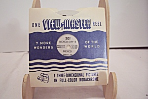 View-master 3-d Reel #501 Mexico City - I