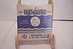 View-master Three-dimensional Reel For Rome-i, Italy