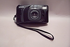 Nikon Niccotouch Zoom 35mm Film Camera