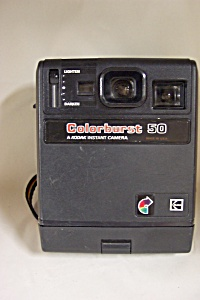 Kodak Colorburst 50 Instant Camera