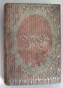 Sentimental Journey By Laurence Sterne 1842