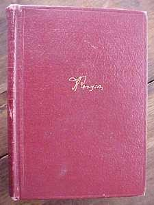 Lord Tennyson Poems Early 1900's