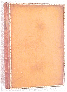 The Poems Of Matthew Arnold Leather 1909