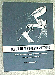 Blueprint Reading & Sketching Naval Education 1977