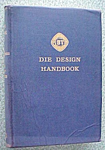 Die Design Handbook 1955 1st Edition