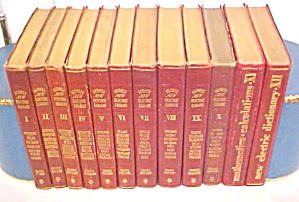 Audels New Electric Library Red Covers 12 Volumes