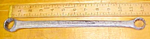 Williams Superrench Combination Box Wrench 3/4-7/8 Inch