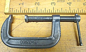 Brink & Cotton C-clamp No. 1420-2 Inch