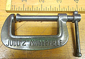 Judd C-clamp 2 Inch