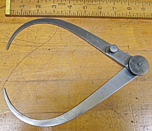 Starrett No. 38-8 Outside Lock Joint Calipers