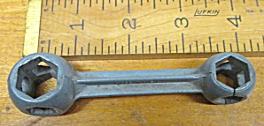 Antique Dog Bone Wrench Made In U.s.a.