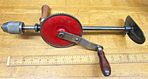 Dunlap 2 Speed Breast Drill Nice