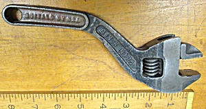 Keystone Westcott S-handle Wrench 8 Inch No. 78