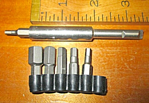 Yankee Screwdriver No. 30a Hex Allen Screwdriver Adapter