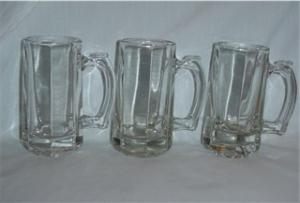 Libbey Handled Mugs