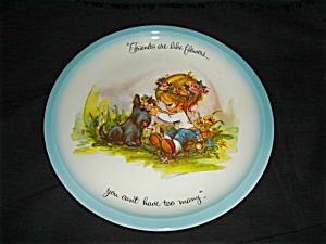 Gigi Collector Plate
