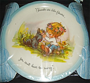 Gigi Collectors Plate