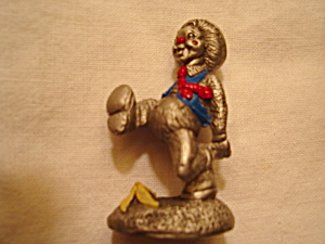 Hudson Pewter Clown Figurine