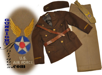 Ww Ii - Childs Army Air Corps Uniform