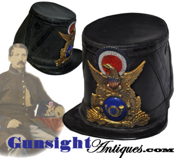 Civil War Import Infantry Shako