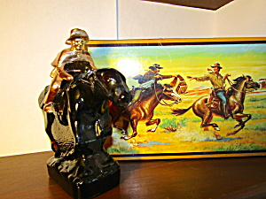 Avon Pony Express Wild Country After Shave With Box