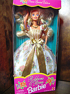Ribbons And Roses Barbie