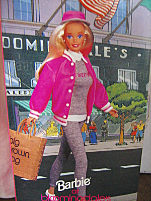 Special Edition Barbie At Bloomingdale's Doll