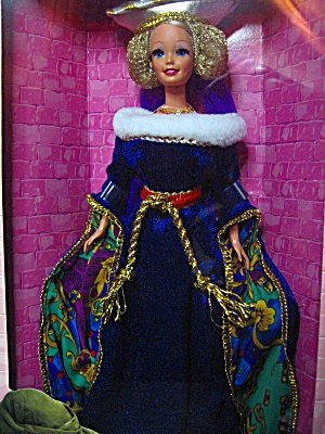 Medieval Lady Barbie Great Eras Collection