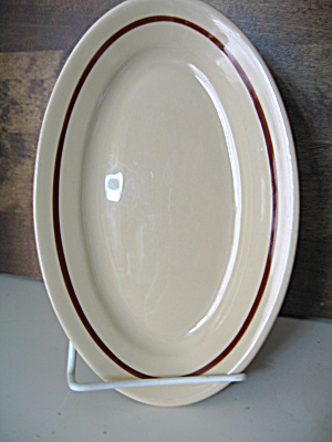 Buffalo China Small Platter/plate