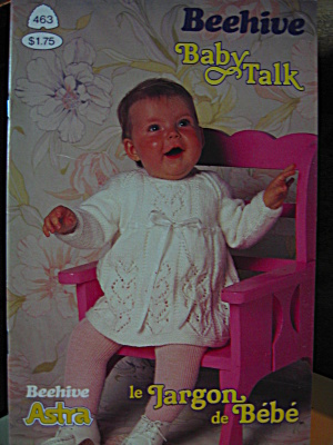 Beehive Baby Talk Booklet #463