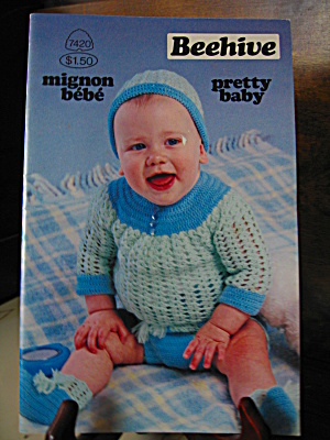 Beehive Pretty Baby Booklet #7420