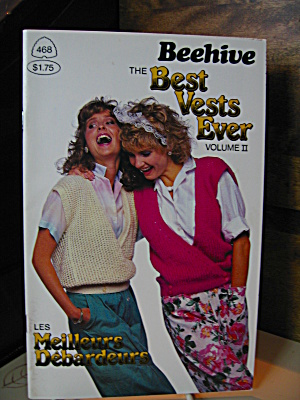 Beehive The Best Vests Ever Ii Booklet #468