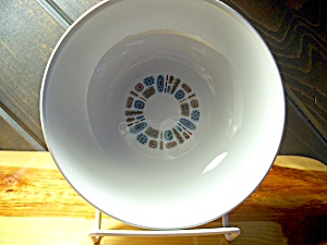 Canonsburg Temporama Coupe Soup Bowls