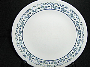 Corelle Blueberry Bread Plate