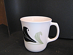 Corelle Black Orchid Coffee Cup
