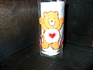Collectible Glass Tenderheart Bear Share Some Love