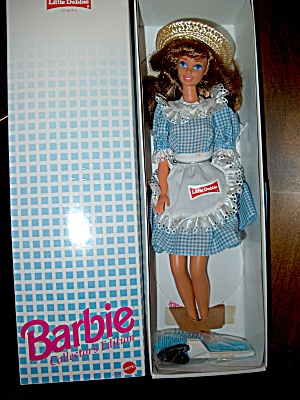 Barbie Collector's Edition Character Doll Little Debbie