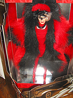 Cruella De Vil Ruthless In Red Great Villain Collection
