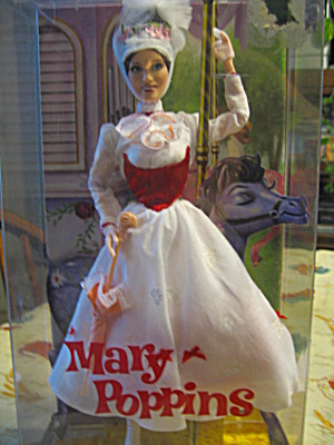 Disney Mary Poppins Barbie Collector Doll