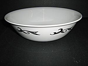 Corelle Lyrics Cereal Bowl