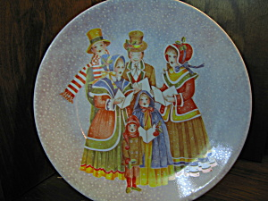 Corning Commemorative Christmas Plate