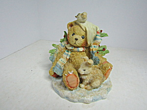 Cherished Teddies Charlie The Spirit Of Friendship