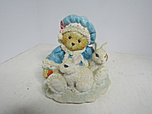 Cherished Teddies Sonja Holiday Cuddles