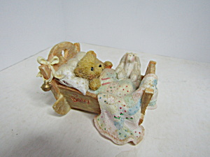 Cherished Teddies Baby Cradled With Love